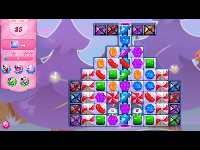Candy Crush Saga niveau 539