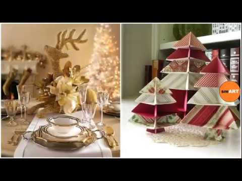 country christmas decorating ideas handmade christmas decorations youtube. Black Bedroom Furniture Sets. Home Design Ideas