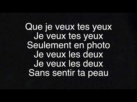 Angèle- Je veux tes yeux (Lyrics/Paroles)
