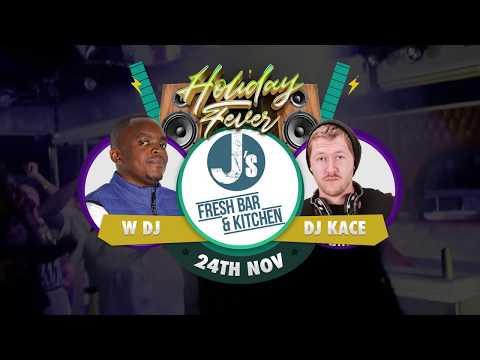 Jameson Black Barrel brings Holiday Fever to J's Fresh Bar & Kitchen, Westlands