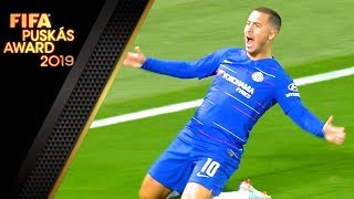 FIFA Puskas 2019 ᴴᴰ • 100 Amazing Goals of the Season 2018/19