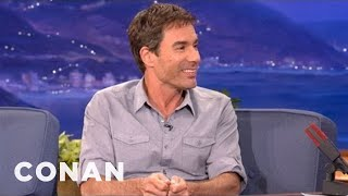 Eric McCormack Plays A Good A$@&#% On Broadway - CONAN on TBS