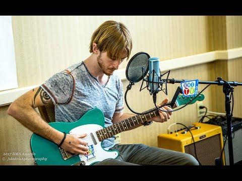 """Mixing My Medicine"" Eli Cook Live on BRI TV"