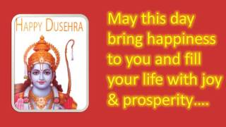 Happy Dussehra Wishes,Dasara 2016 Greetings,Images,Ecard,Animation,Whatsapp Video download