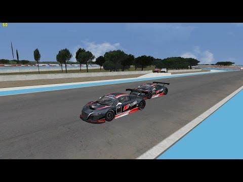 rFactor: VCRC-GT - Santiago - Race Onboard