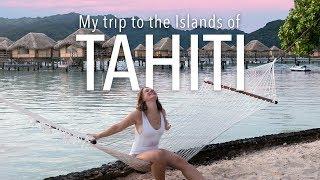 The Islands Of Tahiti - Tahiti Tour Guide | Bella Bucchiotti
