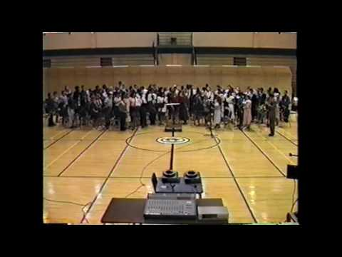 Vanston Middle School Band  Concert 1991 May