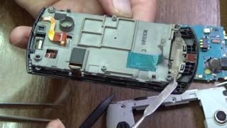 видео Samsung S 5230 временами отказывает сенсор