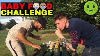 BABY FOOD CHALLENGE 2018!!!!!!!!
