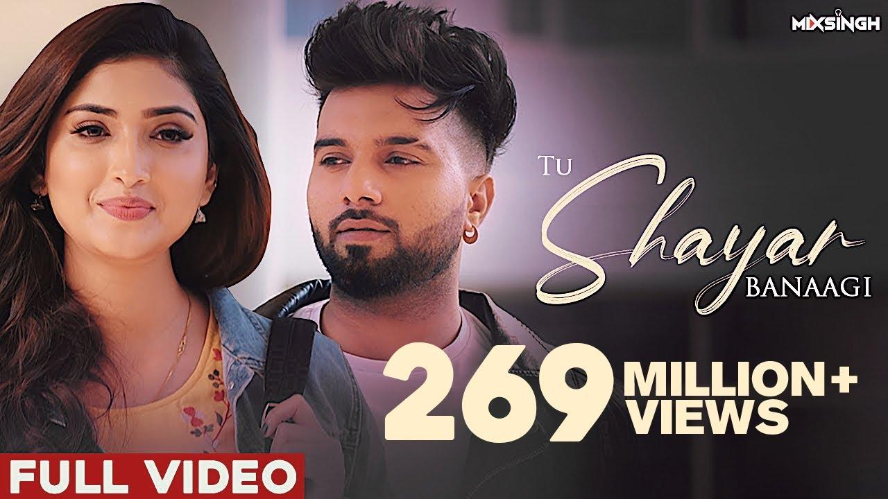 TU SHAYAR BANAAGI – Parry Sidhu & Isha Sharma
