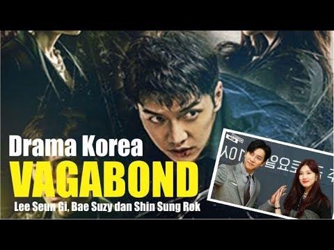 Biodata Pemain Drama Korea Vagabond  | Tribun Lampung News Video