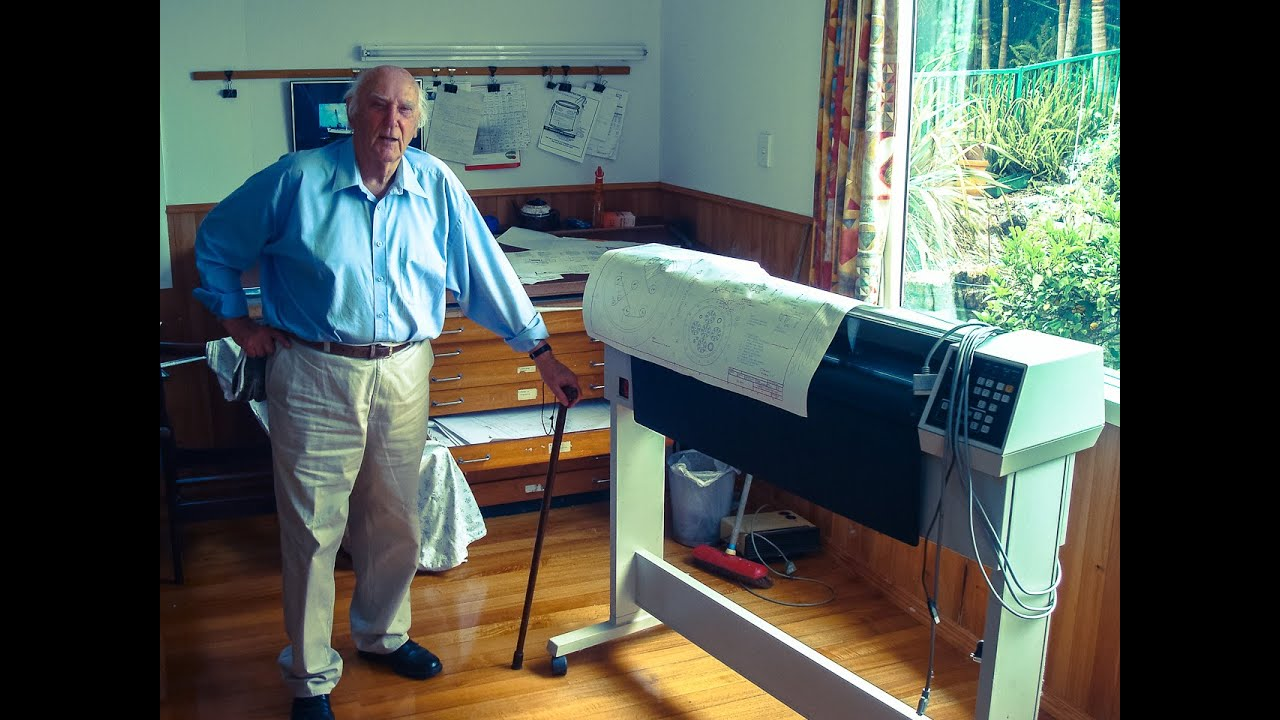 World's oldest CAD Operator - Part 1: What makes a good Engineer ...