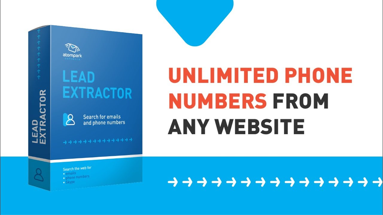 LEAD GENERATION TUTORIAL | How To Use Phone Number Extractor