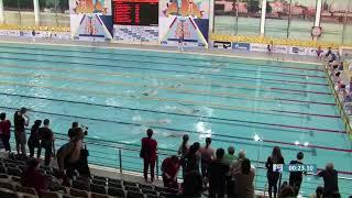 """Всероссийские соревнования по плаванию """"Весёлый дельфин"""". День 1. Вечер."""