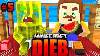 MEIN NACHBAR ist EIN BABY?! - Minecraft DIEB #05 [Deutsch/HD]
