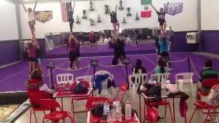 Rinos Cheer Academy - Femenil