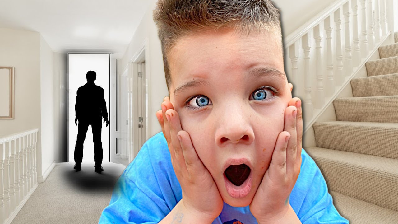 HOME ALONE for 24 hours!! Caleb GETS LEFT HOME ALONE!