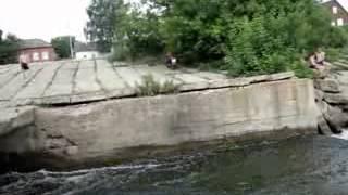 Лебедянь плотина