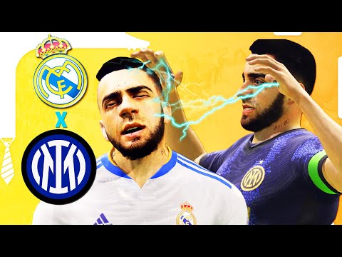 Confronto DO SÉCULO! Amarelei? | Carreira Jogador e Treinador #95 | FIFA 21 | Inter de Milão