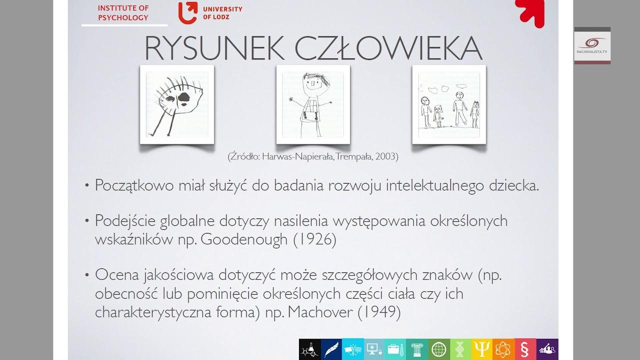 Co można wyczytać z rysunku dziecka? Dr Andrzej Śliwierski