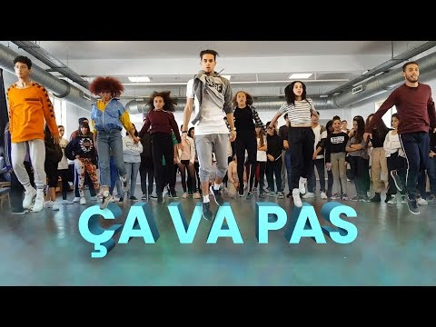 H-Kayne Feat Youness & Dj Soul-A - ça va pas | Dance Choreography