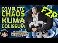Walkthrough for Chaos Kuma Coliseum Free To Play! [One Piece Treasure Cruise]