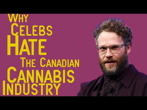Why Celebs Hate The Canadian Cannabis Industry   TokeTextLive - Episode 006