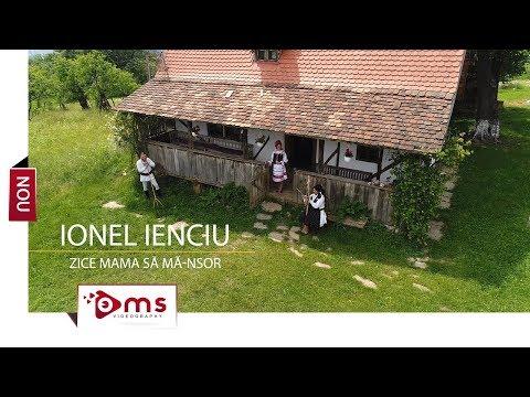 IONEL IENCIU - Zice mama să mă-nsor - Oficial video