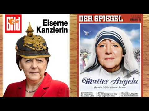 """""""Die Anstalt - Fluchtursachen"""" vom 22.09.2015"""