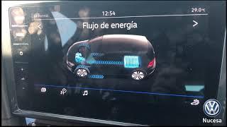 Prueba dinámica en ciudad Volkswagen e-Golf