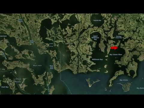 How to find Louisiana speckled trout, redfish hotspots on a map