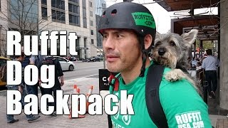 Ruffit Dog Backpack Sxsw You