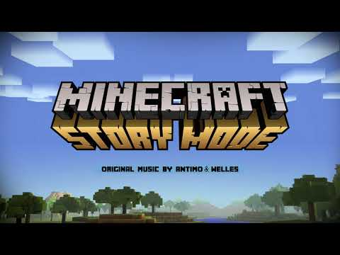 Antimo & Welles - Automatic Chicken Farm [Official Minecraft: Story Mode - Season 1]