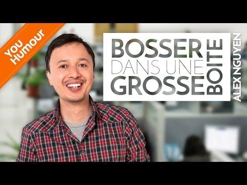 ALEX NGUYEN - Bosser dans une grosse boîte