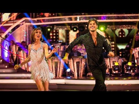 Anita Rani & Gleb Savchenko Cha Cha to 'Rather Be' - Strictly Come Dancing: 2015