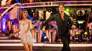 Anita Rani & Gleb Savchenko Cha Cha to 'Rather Be' - Strictly Come Dancing: 2015