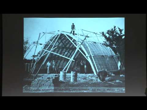 Architecture Lecture Series - The Secret Life of Structures