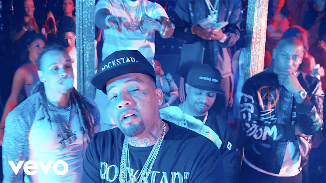 Philthy Rich - I Might Just ft. B.o.B, Cool Amerika, London Jae (Official Video)