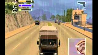 Driver 3 Take A Ride Nice Day Rain Gameplay #30 PS2
