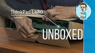 Lenovo ThinkPad L480   Unboxing & First Impressions!