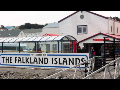 South America & Antarctica Explorer   Port Stanley, Falkland Islands 2 15 2017