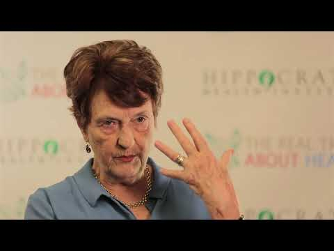 Helen Caldicott M.D. 2015 Offstage Interview on The Dangers of Nuclear Power