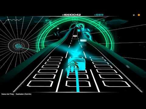 Audiosurf - Darius & Finlay feat. Nicco - Destination (Club Mix)
