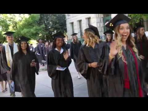 Sterling College Commencement 2017