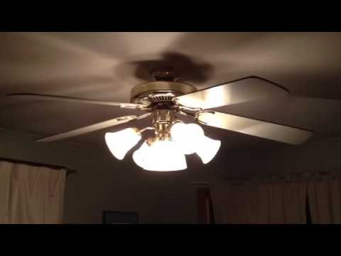 Lights in house flickering - YouTube