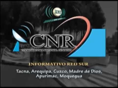 Informativo Red Sur Moquegua - Arequipa - Cuzco - Abancay - Tacna Radio Uno