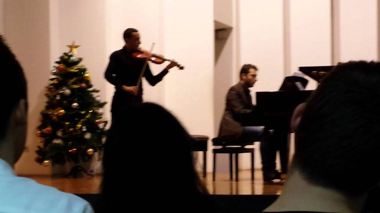 Zdeněk Fibich Poème For Violin Youtube