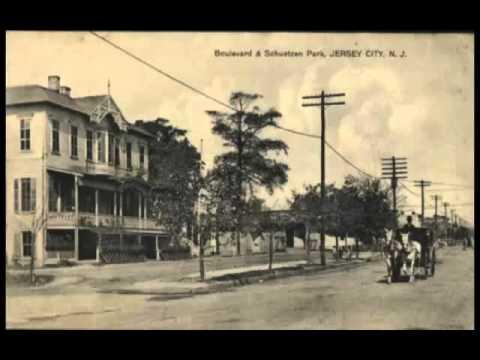 Greenville Postcards, Jersey City NJ