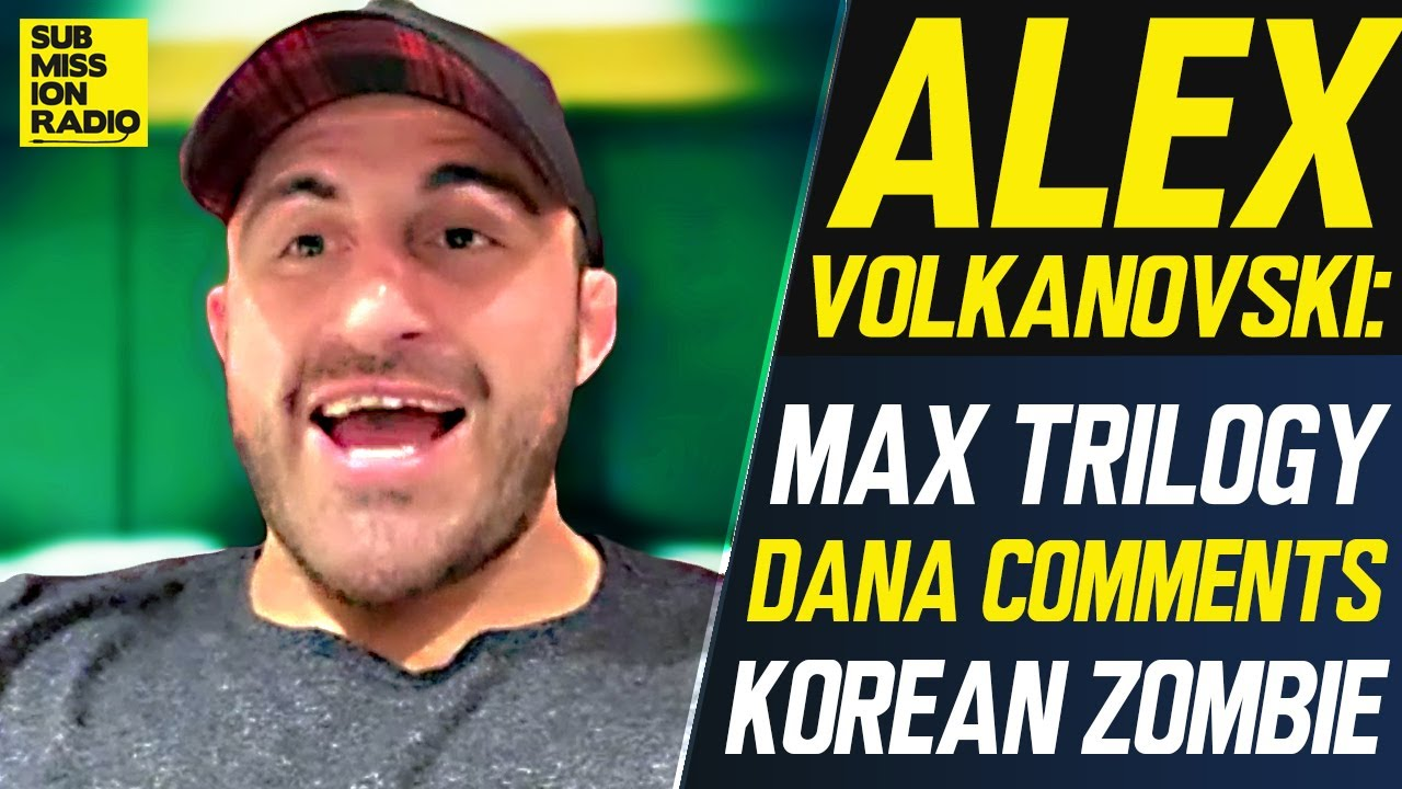"Alex Volkanovski on Dana White's ""Max Holloway Trilogy"" Comments: ""It Doesn't Make Any Sense"""