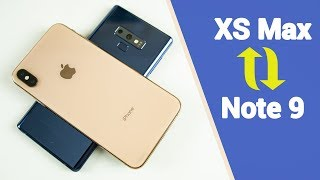 iPhone XS Max made me DITCH my Galaxy Note 9 forever..